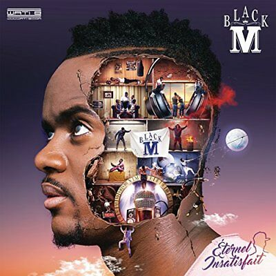 Black M - Eternel Insatisfait Vinyl LP (2) Jive Epic NEU