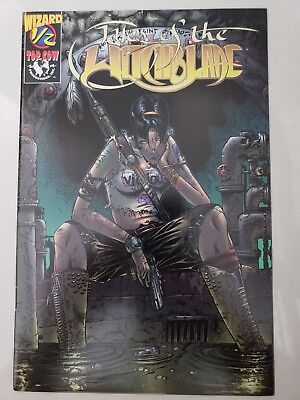 Tales Of The Witchblade #1/2 (1997) Image Top Cow Comics Wizard Special Coa! Nm
