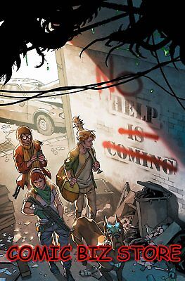 Scooby Apocalypse #28 (2018) 1St Printing Variant Cover Bagged & Boarded