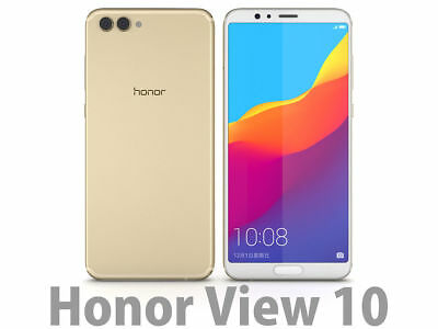 """5.99"""" HUAWEI Honor View 10 6Go/128Go Android 8.0 Octa Core Téléphone 20MP+16MP"""