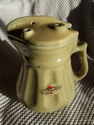 Ceramic Electric Kettle Vintage Jug Ceramic Lid