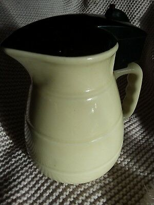 Ceramic Electric jugs kettles by two  Vintage  Retro