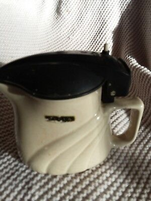 Ceramic  Electric Kettle  Hecla  Vintage  Retro