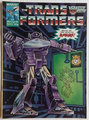 Transformers UK Comic Issue 57