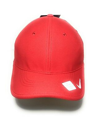 166c6430c386d JUNIOR GOLF RED Nike Nikegolf Youth One Size Hat Cap. New with Tags ...