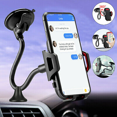 Magnetic Car Dash Mount Dock Window Dashboard Holder For Cell Phone Tablet GPS