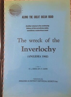 The Wreck Of The Inverlochy, Anglesea 1902