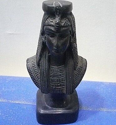 RARE ANCIENT EGYPTIAN ANTIQUE CLEOPATRA VII Philopator Ptolemaic Kingdom Antique