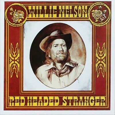 Wille Nelson - Red Headed Stranger [New CD]