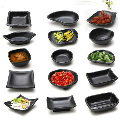 Small Dipping Dishes Dip Saucer Condiment Tomato Chips Corns Snack Bite Bowl