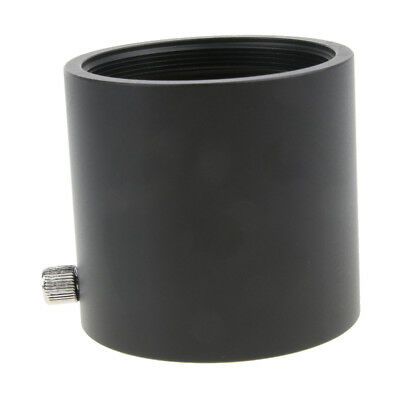 """2"""" Telescope Eyepiece Accessory Ring Adapter SCT Female Thread for Astronomy"""