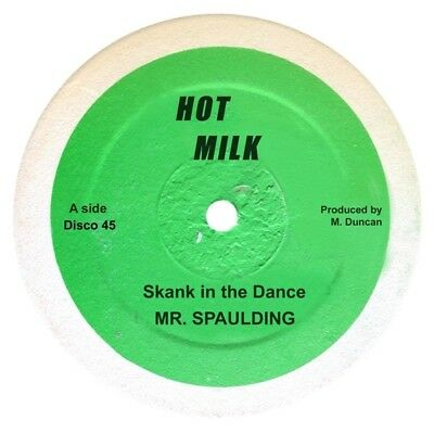 Mr Spaulding - Shank in The Dance/Come Now Youthman EP Vinyl Maxi Cherry Re NEU