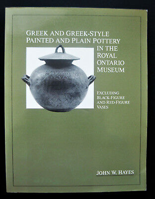 Greek and Greek-Style Painted and Plain Pottery in the Royal Ontario Museum