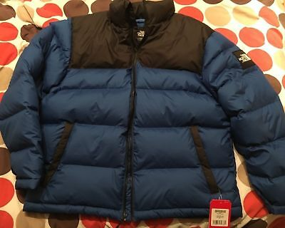 PicClick 1992 FACE NORTH £179 Jacket Blue Nuptse 99 THE UK XL gqPpn
