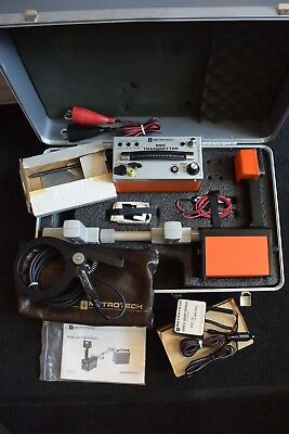 Metrotech Model 850 Locator set Locator Wand and Transmitter CLEAN