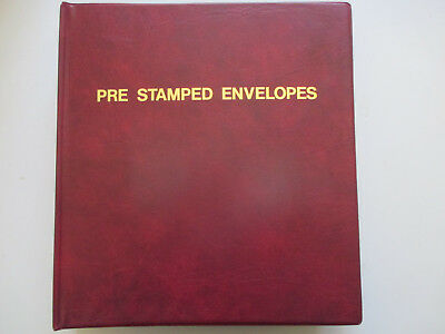 N0---14 --Fdc  Album  Full  Of Covers  35  Pages  --With  140   Fdc's  Included