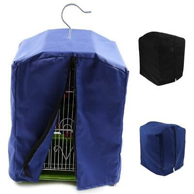 Anti-mosquito Bird Cage Cover Good Night Large Black,Blue Breathable
