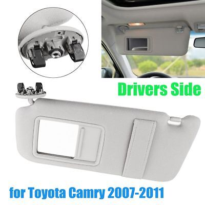 New Sun Visor Front Left Driver Side Without Sunroof For Toyota Camry 2007-2011