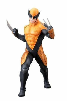 "7"" Kotobukiya ARTFX+ 1/10  X-Men WOLVERINE MARVEL PVC Figure New No Box"