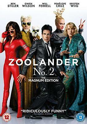 Zoolander 2 [DVD] [2016], DVD, New, FREE & Fast Delivery