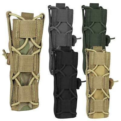 Viper Airsoft Taco Style Elite Extended Pistol Mag Pouch Evo 50 Rd Gas VELEXPMAG