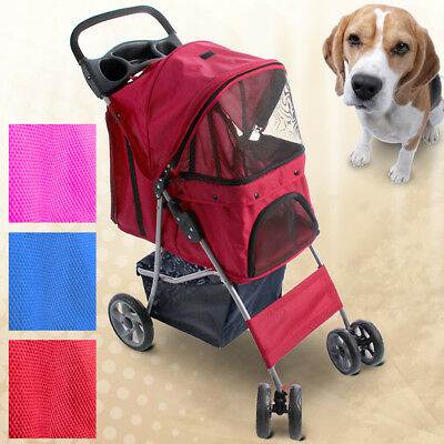 Chiens Transport Animal de Compagne Domestique Buggy Dare Hundebuggy