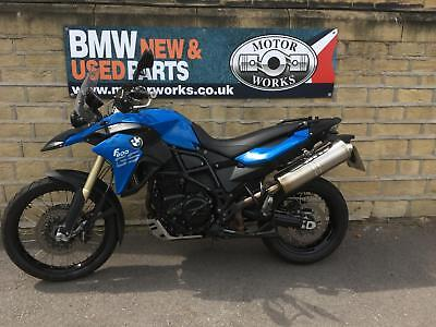 BMW F800GS 2012 ABS. 46k miles. Good condition. 12 months MoT. HPI clear.