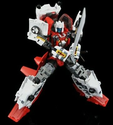 New Transform Toy Yes-Model YM-13 RF-03 Rover Streetwise Figure