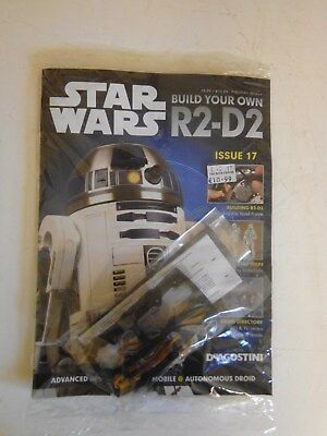 DeAgostini Star Wars Build Your Own R2-D2 Issue 17 NEW & SEALED