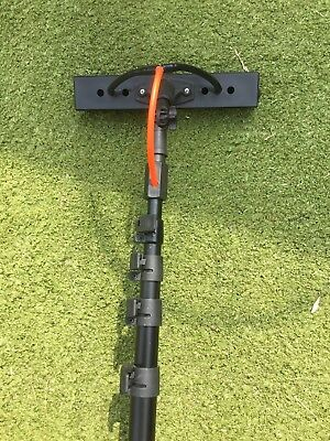 30ft WATER FED CONSERVATORY ROOF WINDOW CLEANING POLE EXTENDABLE EQUIPMENT