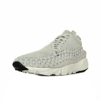 code promo 13287 c8a32 CHAUSSURES BASKETS NIKE homme Air Footscape Woven Chukka QS taille Gris  Grise