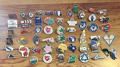 Health Occupations Students Of America Hosa Pins Lot Of 53