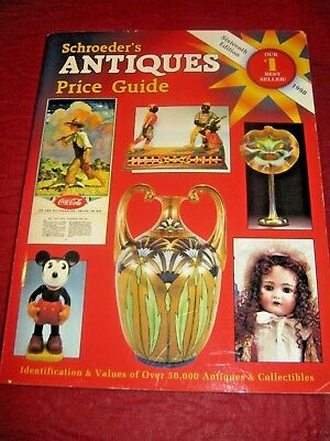 SCHROEDER'S Antiques Price Guide 1998 Sixteenth Edition