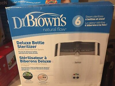 Dr. Brown's AC045 - Deluxe Bottle Sterilizer
