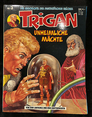 Trigan Band 3, Lawrence, Butterworth ( GEVACUR ) Softcover 1977