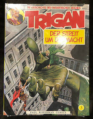 Trigan Band 3, Paul, Rijperman, ( GEVACUR ) Hardcover