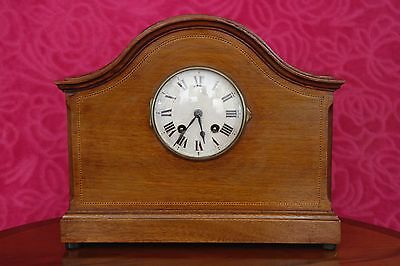 Vintage Art Deco German 'Junghans' Mantel Clock with Chimes