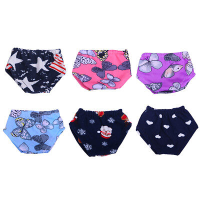 Doll Clothes Underwear Panties for 18'' American Girl Dolls Dress up Accessories