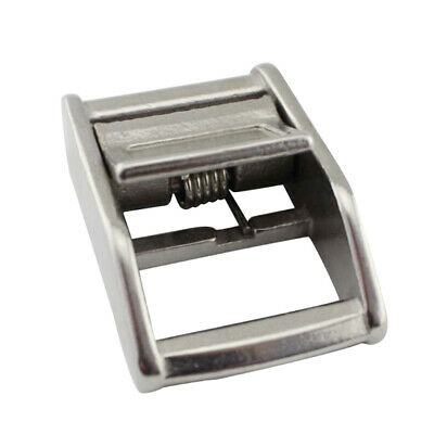 Stainless Steel Cam Buckle For Tie Down Lashing Straps 25Mm