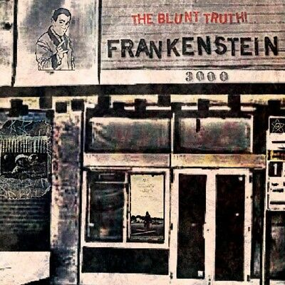 Frankenstein 3000 - The Blunt Truth ! Vinyl LP Main Man Records NEU