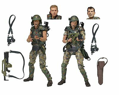 Aliens 30th Anniversary Colonial Space Marines Hicks & Hudson 2-Pack Actionfigur
