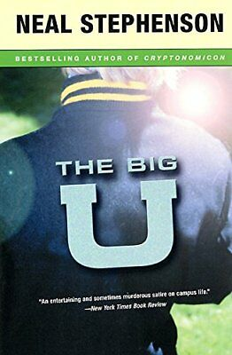 The Big U,Neal Stephenson