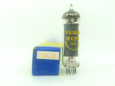 6L31 = 6Aq5 = El90  Tesla Tube. For Army. Nos/nib. Rces64
