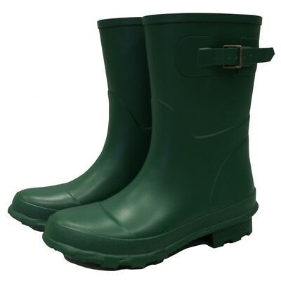 Town & Country Bradgate Short Boots Racing Green, Size 9