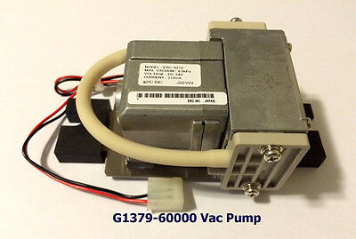 Agilent HP Vacuum Degasser PUMP, Model G1379B HPLC, P/N G1379-60000 REFURBISHED