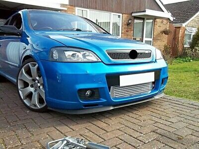 Für Opel Astra G Cup Front Spoiler Lippe Frontschürze Frontlippe Frontansatz