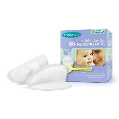 Lansinoh Stay Dry Disposable Nursing Pads Number One Selling Breastfeeding Pad