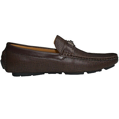 New Mens Smart Casual Loafers Moccasins Slip on Shoes UK Sizes 6-11