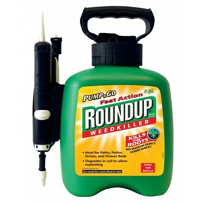 Roundup Fast Action Pump N Go, 2.5l