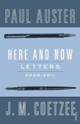 Here and Now | Paul Auster |  9780099584223
